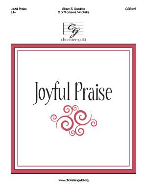 Joyful Praise (4 or 5 octaves)