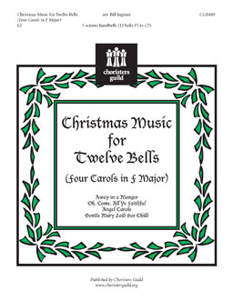 Christmas Music for Twelve Bells (Four Carols in F Major)