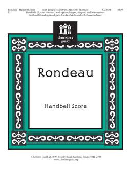 Rondeau (Handbell Score)