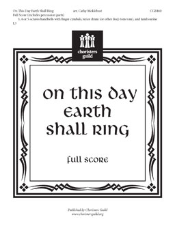 On This Day, Earth Shall Ring (Full Score)