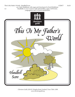 This is My Father's World (Handbell Score)