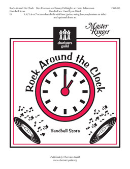 Rock Around the Clock (Handbell Score)