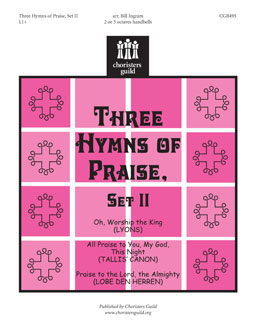 Three Hymns of Praise, Set II