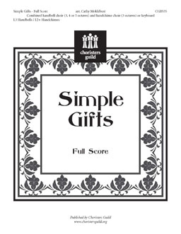 Simple Gifts (Full Score)