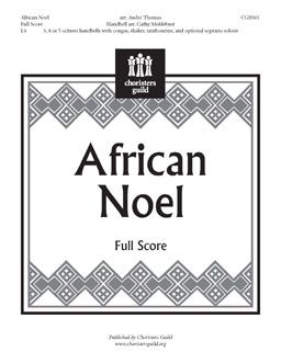 African Noel (Full Score)