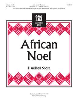 African Noel (Handbell Score)