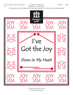 I've Got the Joy (Down in My Heart)