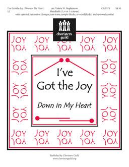 I've Got the Joy (Down in My Heart)