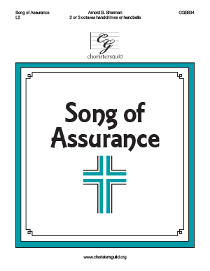 Song of Assurance (2 - 3 octaves)