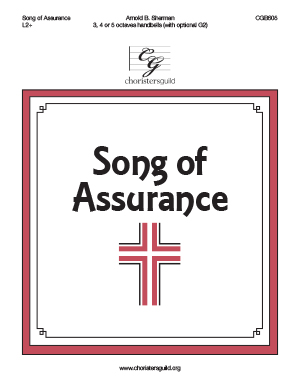 Song of Assurance (3, 4 or 5 octaves)