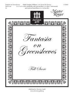 Fantasia on Greensleeves - Full Score