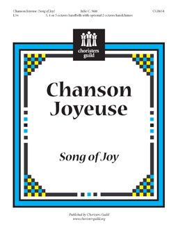 Chanson Joyeuse Song of Joy