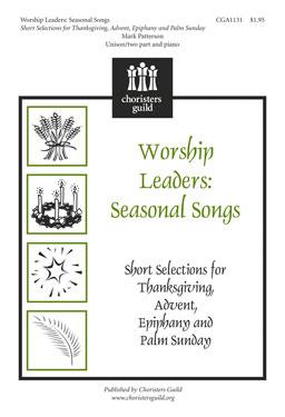 Worship Leaders Seasonal Songs