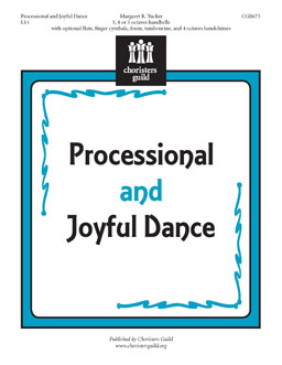 Processional and Joyful Dance - 3, 4, or 5 octave handbells