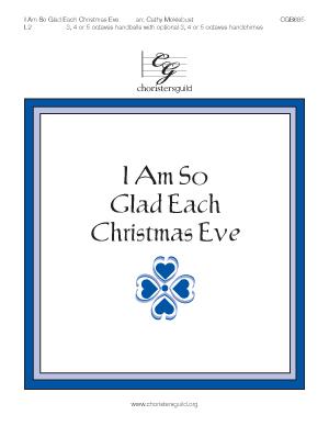 I Am So Glad Each Christmas Eve