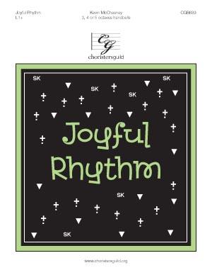 Joyful Rhythm (3, 4 or 5 octaves)