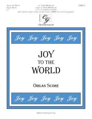 Joy to the World - Organ Score