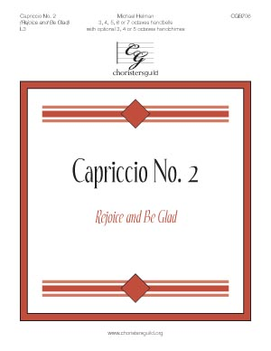 Capriccio No 2 (Rejoice and Be Glad)