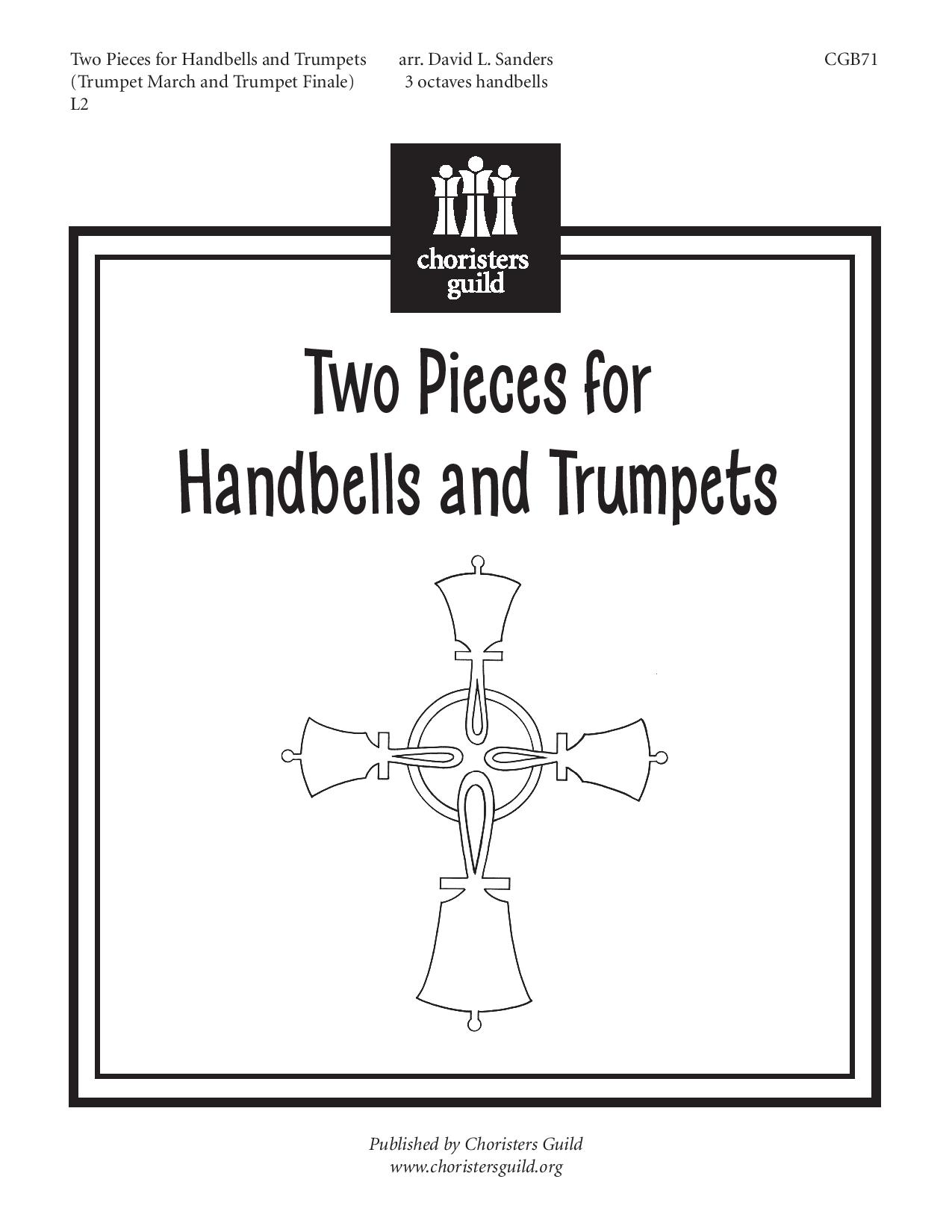 Two Pieces for Handbells and Trumpets