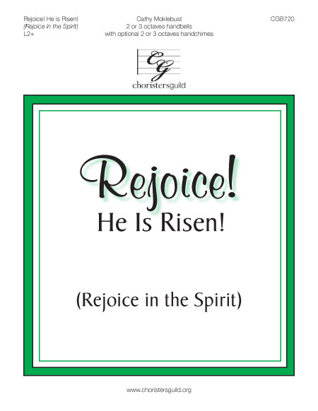 Rejoice! He Is Risen! (2 or 3 octaves)