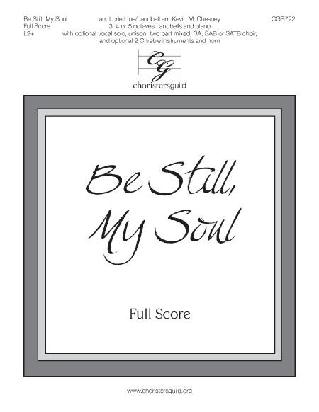 Be Still, My Soul - Full Score
