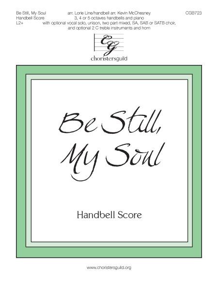 Be Still, My Soul - Handbell Score
