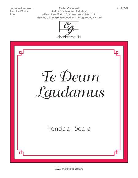 Te Deum Laudamus - Handbell Score