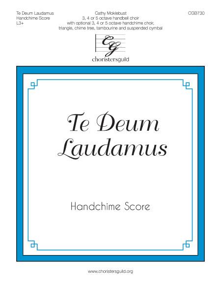 Te Deum Laudamus - Handchime Score
