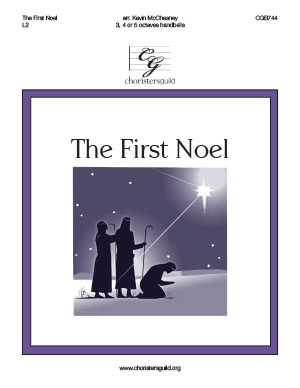 The First Noel (3, 4 or 5 octaves)
