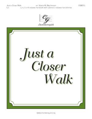 Just a Closer Walk
