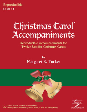 Christmas Carol Accompaniments (Reproducible Accompaniments for Twelve Familiar