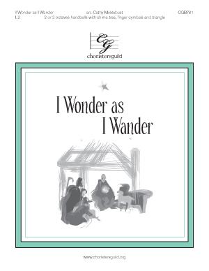 I Wonder as I Wander (2 or 3 octaves)