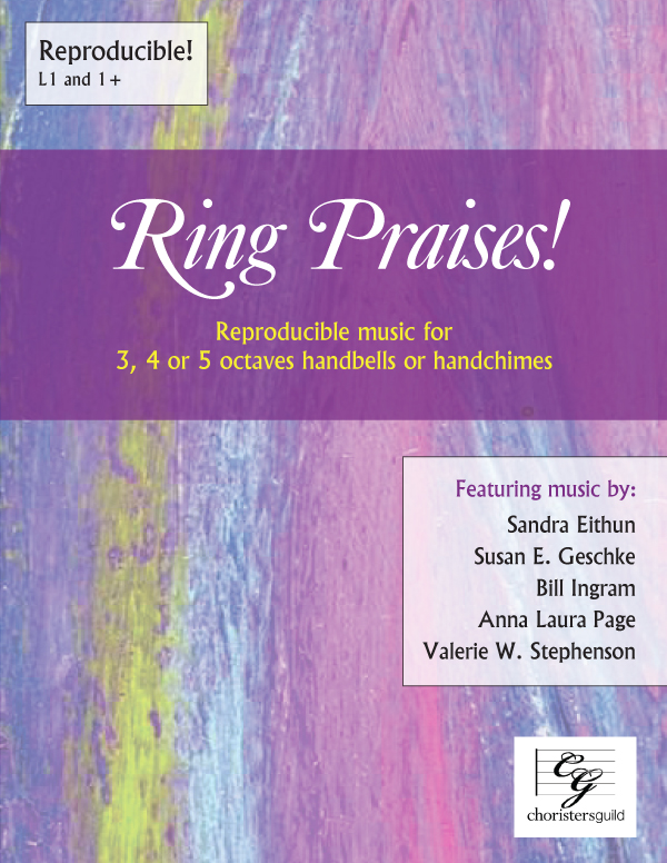Ring Praises! (3, 4 or 5 octaves)