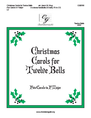 Christmas Carols for Twelve Bells