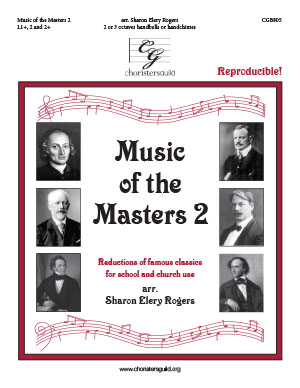 Music of the Masters 2 (Reductions of famous classics for school and church use)