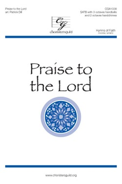 Praise to the Lord (Handbell Score)