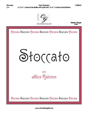 Stoccato (on Alice Ralston)