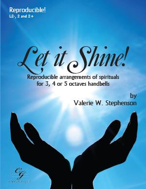 Let it Shine! (Reproducible arrangements of spirituals)
