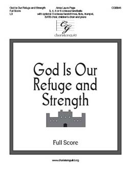God Is Our Refuge and Strength - Full Score