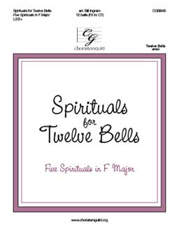 Spirituals for Twelve Bells (Five Spirituals in F Major)