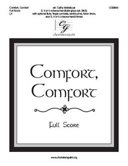 Comfort, Comfort - Full Score