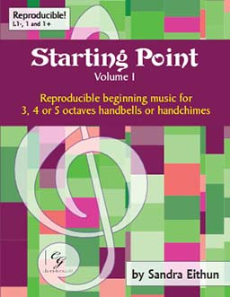 Starting Point, Volume 1 (3, 4 or 5 octaves)