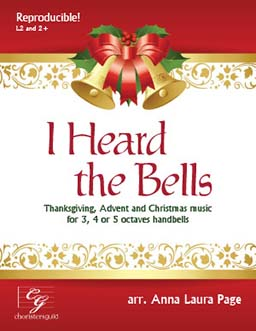 I Heard the Bells (3, 4 or 5 octaves)