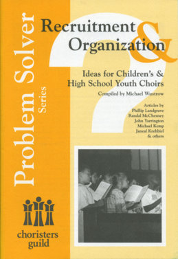 Recruitment and Organization Problem Solver Book