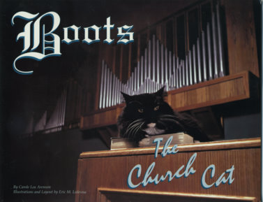 Boots, the Church Cat Book