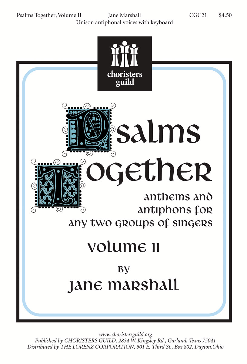 CGC21 Psalms Together II