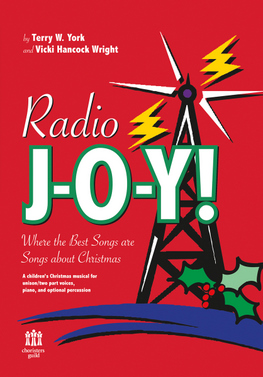 Radio JOY Where the Best Songs Are Songs About Christmas Choral Score