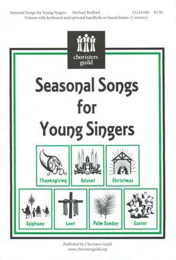 Seasonal Songs for Young Singers