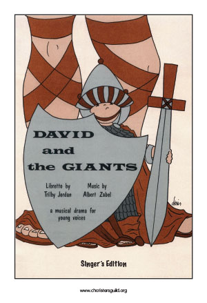 David and the Giants Singer's Edition