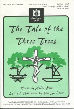 The Tale of the Three Trees Accompaniment CD